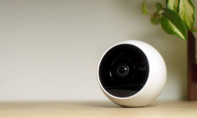 Logitech mit Google Assitent Sicherheitskamera