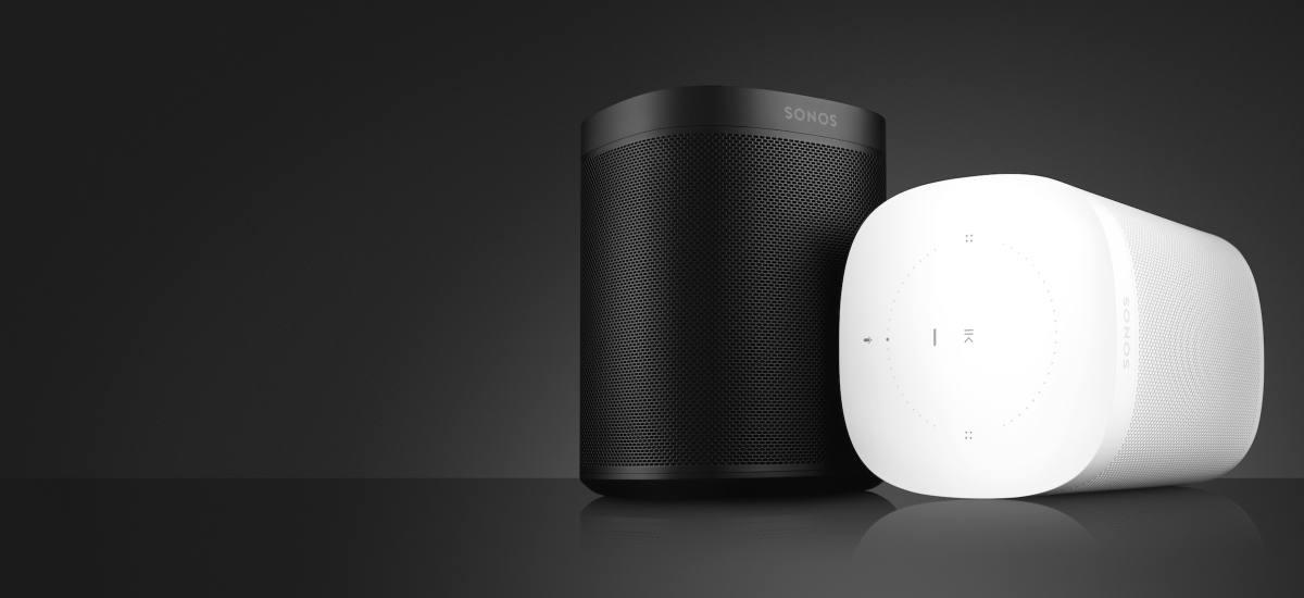 sonos one mit alexa sound mit sprachkontrolle vernetzte welt. Black Bedroom Furniture Sets. Home Design Ideas