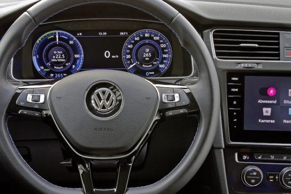 Volkswagen Connected: Warme Füße im Eigenheim