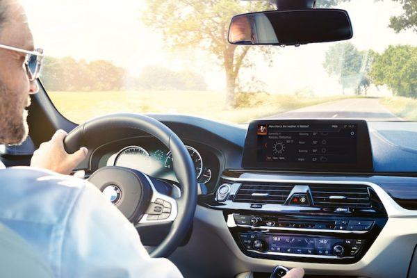BMW vernetzt: Mit Alexa im Dialog