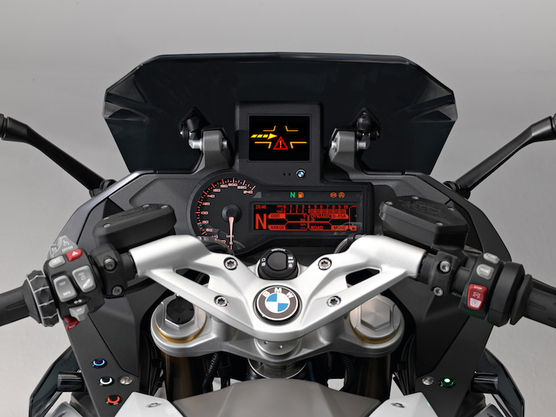 BMW R 1200 RS Connected Ride