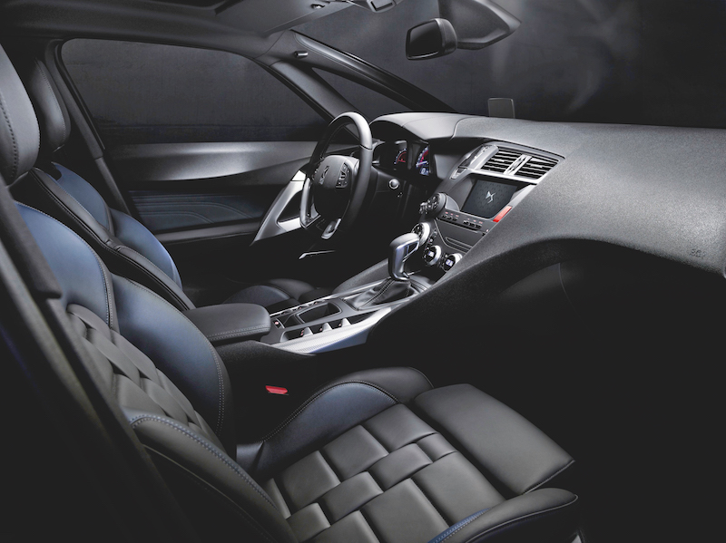 DS5 - Praxischeck vernetztes Auto