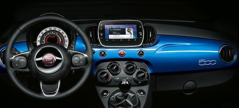 Fiat 500 C : Praxischeck
