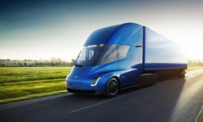 Tesla Elektro-Truck