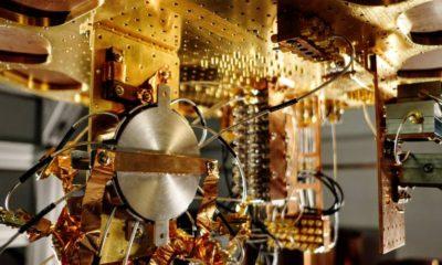 Quanten-Computing Volkswagen und Googel Kooperation