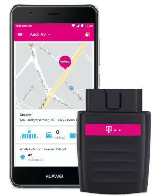 Telekom Car Connect mit 10 GByte Datenvolumen