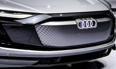Audi Elektroauto E-Tron FEO4